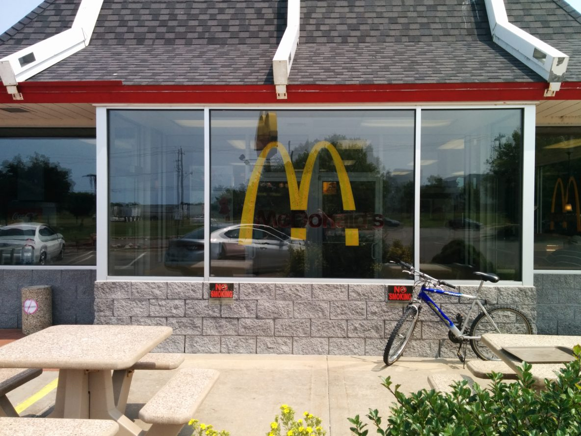 Charlevoix, Michigan Commercial Heat Reducing Window Tinting Film.