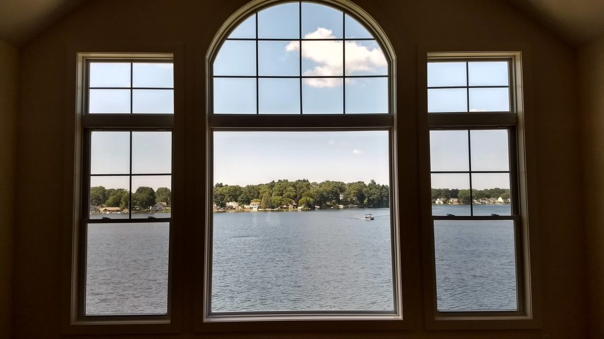 Enhanced View and Comfort for Lake Home in Mattawan, Michigan - Home Window Tinting in Traverse City, Grand Rapids, Cadillac, Petoskey, Roscommon, Ludington, Michigan and their surrounding areas.