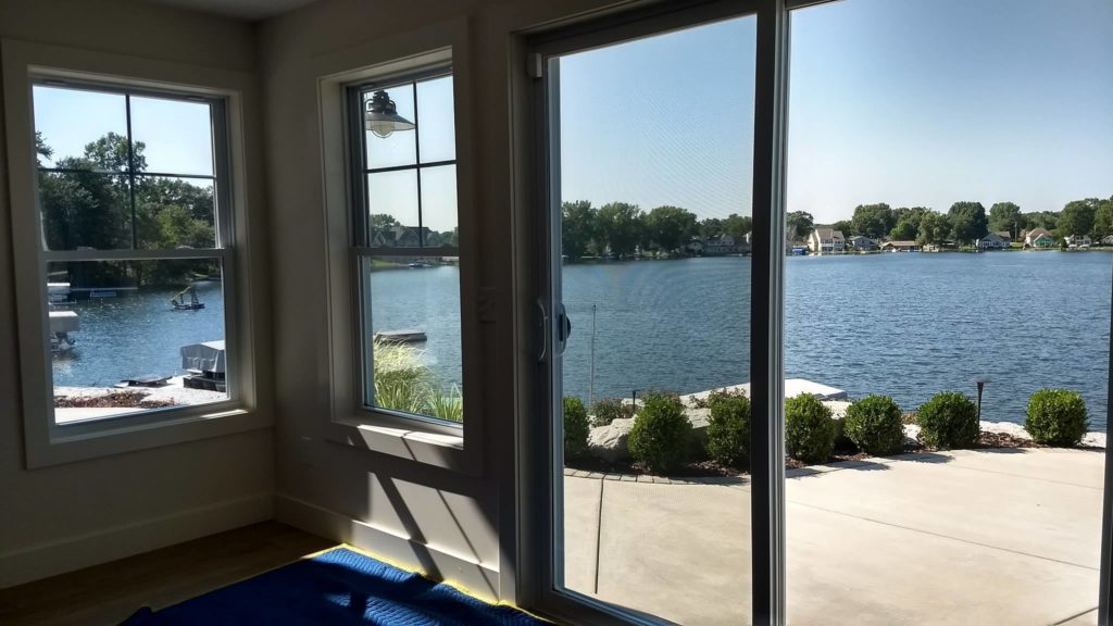 Enhanced View and Comfort for Lake Home in Mattawan, Michigan - Home Window Tinting in Traverse City, Grand Rapids, Cadillac, Petoskey, Roscommon, Ludington, Michigan and their surrounding areas. 2