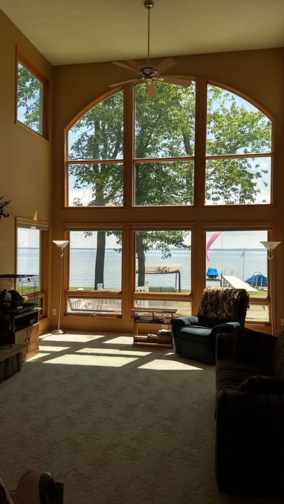 Home Window Tinting Improves Comfort for Houghton Lake, Michigan Homeowner 3
