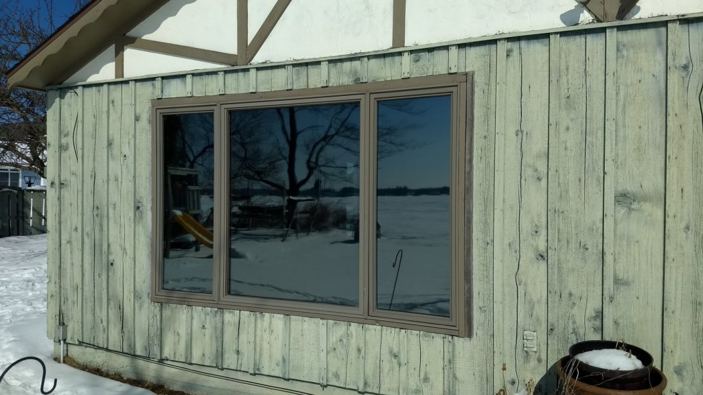We Help This Lake Cadillac Homeowner Reduce Solar Gain with Window Film 2