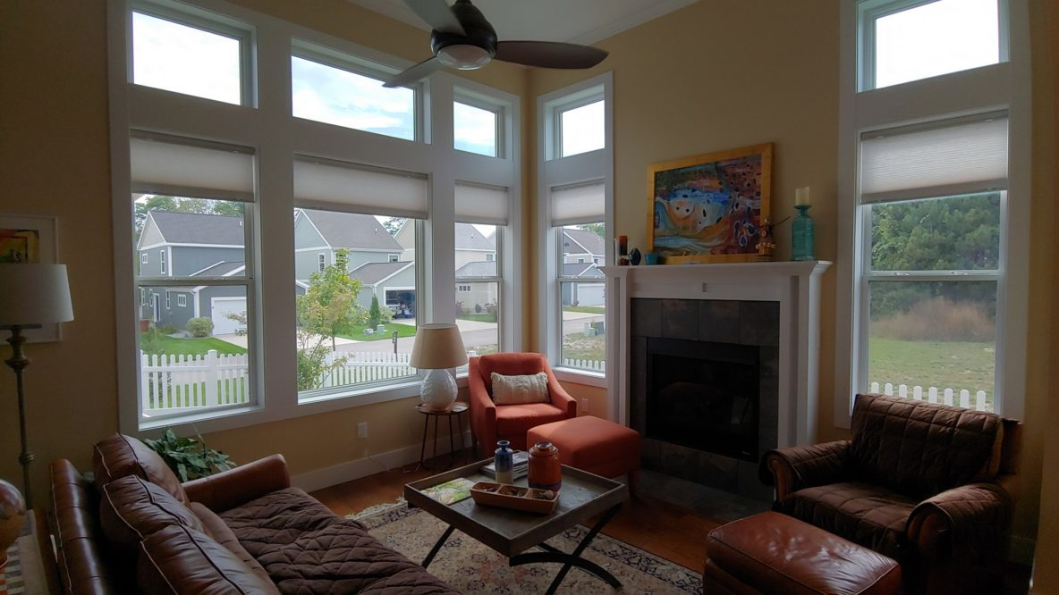 Traverse City Michigan Homeowners Benefit from Residential Window Film - Home Window Tinting in Traverse City, Michigan