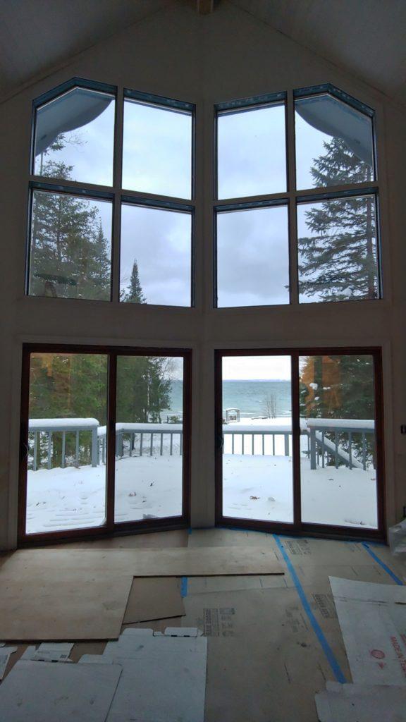 Reduce Glare & Preserve Views Using Window Film in Kewadin, Michigan with residential window films 2