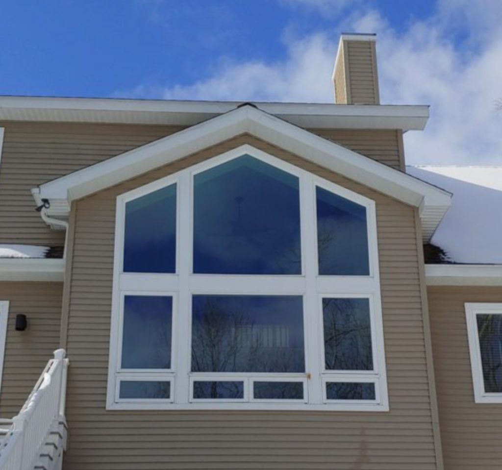 Kewadin, Michigan Area Home Using Residential Window Film For Fade Protection 2