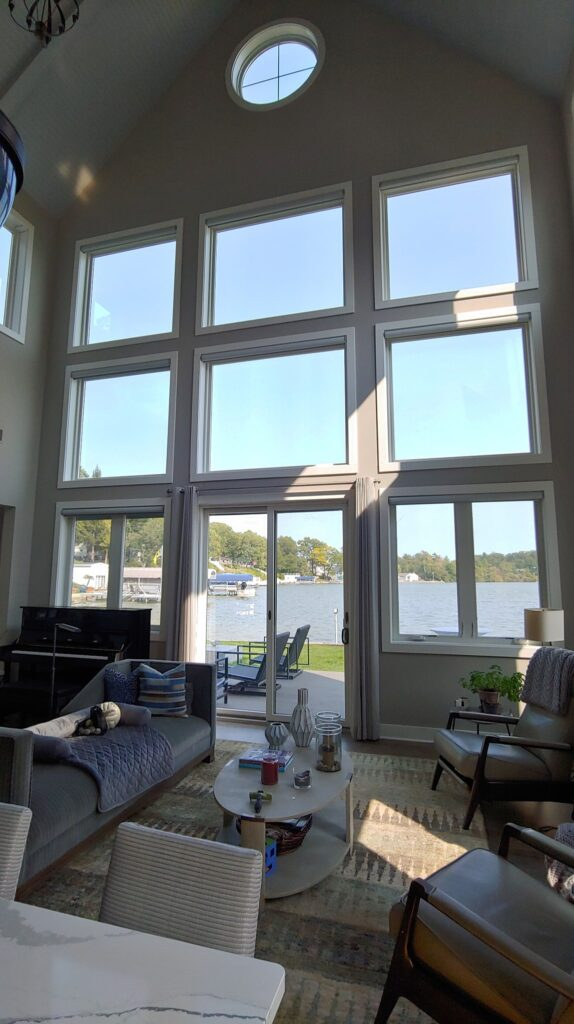 We Help Improve Home Comfort For This Newaygo, Michigan Homeowner 3 - Home Window Tinting in Western Michigan
