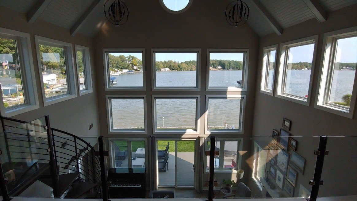 We Help Improve Home Comfort For This Newaygo, Michigan Homeowner - Home Window Tinting in Western Michigan